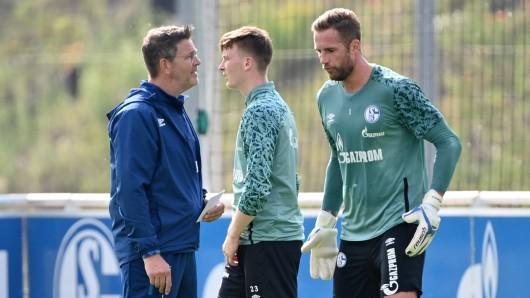 Beim FC Schalke 04 ist die Torwartfrage geklärt!