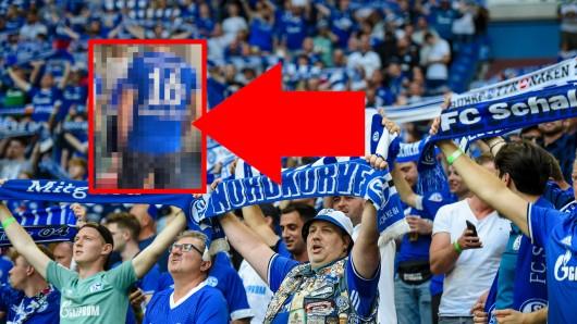 Beim FC Schalke 04 sorgt ein Trikot für zahlreiche Lacher!