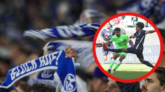Beim FC Schalke 04 ist ein Fantraum geplatzt!