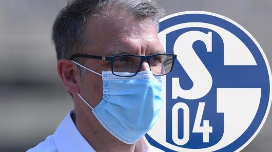 FC Schalke 04: Peter Knäbel spricht offen und ehrlich.