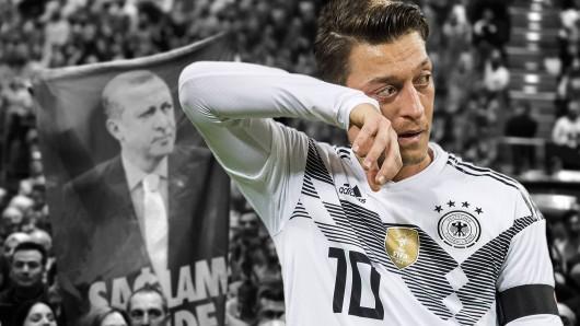 Es war ein unschönes Ende zwischen dem DFB und Mesut Özil.