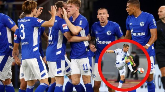 Am Freitag treffen der FC Schalke 04 und der Karlsruher SC aufeinander. Der KSC muss vor der Partie einen herben Rückschlag hinnehmen.