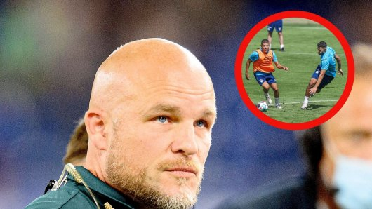 30 Spieler verkaufte der FC Schalke 04, 15 neue kamen dazu. Besonders ein Transfer kostete Sportdirektor Rouven Schröder viele Nerven.