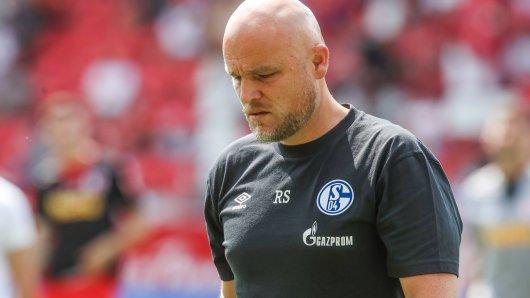 FC Schalke 04: Diese Aussage von Rouven Schröder dürfte den S04-Fans nicht gefallen.