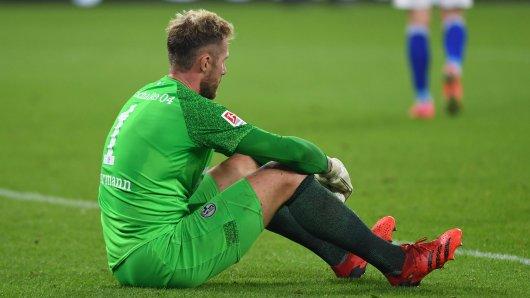 Trotz Vertragsverlängerung - Unsichere Zukunft für Ralf Fährmann?