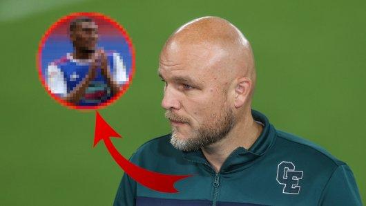 Der FC Schalke 04 hat wohl einen neuen Stürmer im Visier.
