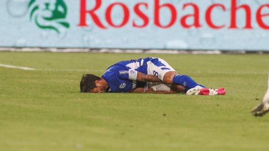 FC Schalke 04: Es war ein Horror-Debüt für Danny Latza gegen den Hamburger SV.