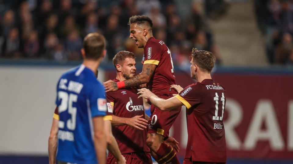 Was wäre der FC Schalke 04 nur ohne Top-Torjäger Simon Terodde?