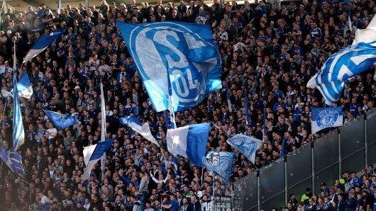 Fans des FC Schalke 04 werden laut Prognosen am Freitag Hannover überschwemmen.