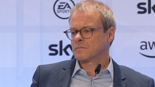 Peter Peters, bis 2020 noch im Vorstand des FC Schalke 04, tritt offenbar aus der DFL-Spitze zurück.
