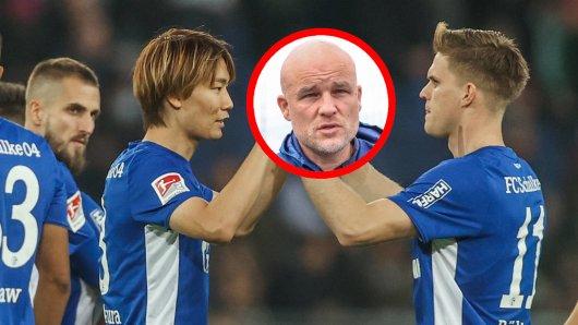 Schalke 04: Rouven Schröder plaudert über einen seiner Neuzugänge.