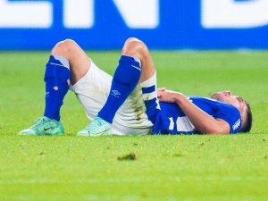 Mehmet Can Aydin muss beim FC Schalke 04 wochenlang pausieren.
