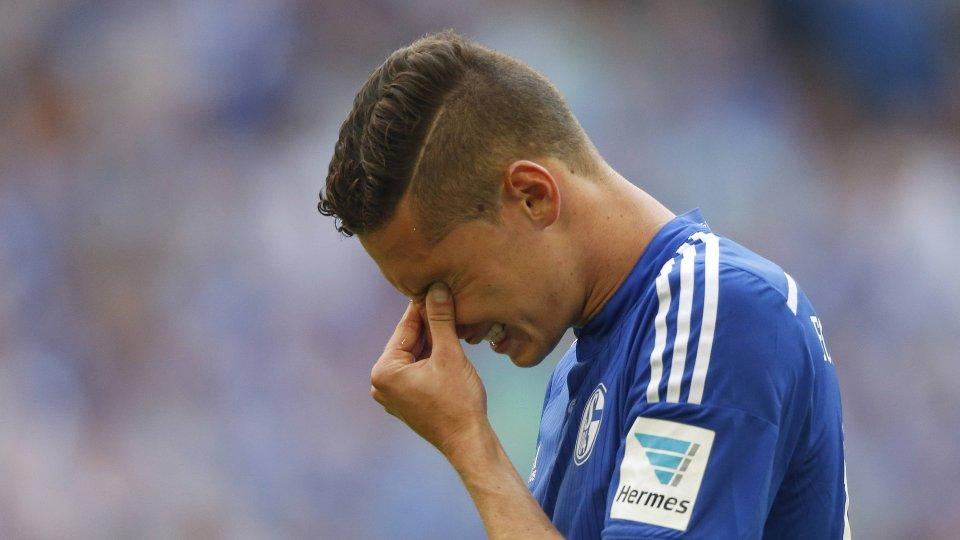 FC Schalke 04: Julian Draxler muss bei PSG hart kämpfen, um Spielzeit zu bekommen.