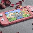 Nintendo Switch Lite in Rosa