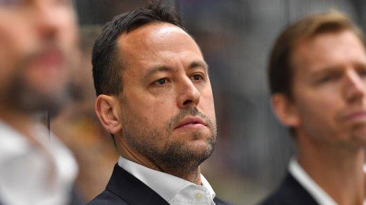 Eishockey-Bundestrainer Marco Sturm