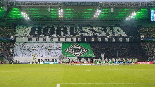 Der Borussia-Park ist am Samstag ausverkauft, wenn Gladbach den FC Bayern München empfängt.