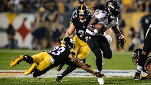 Die Pittsburgh Steelers haben Streit mit NFL-Profi Le'Veon Bells.