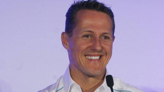 Michael Schumacher hatte sich im Dezember 2013 bei einem Skiunfall verletzt.