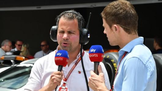 Laut einem Medienbericht steigt Sky wieder in die Formel 1-Berichterstattung ein.