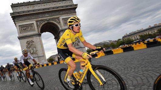 Die Etappen der Tour de France 2019 sind mal wieder sehr anspruchsvoll.