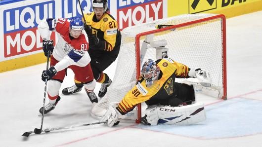 Deutschland - Tschechien bei der Eishockey WM 2019 im Live-Ticker: Hier alle Highlights und Infos!