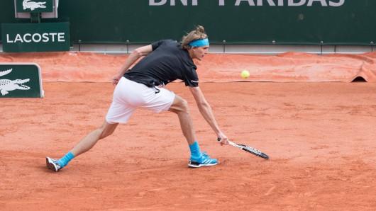 French Open 2019: Alexander Zverev - John Millman im Live-Ticker