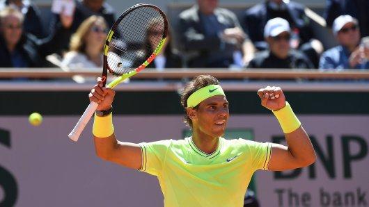 Rafael Nadal hat die French Open 2019 gewonnen (Archivbild).