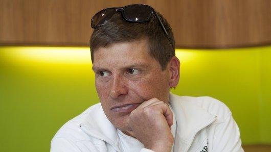 Jan Ullrich, ehemaliger Radstar und Sieger der Tour de France 1997.