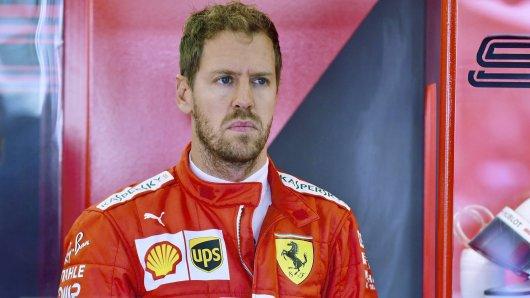 Formel 1: Sebastian Vettel.