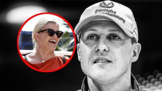 Michael Schumacher und seine Corinna sind seit 1995 verheiratet.