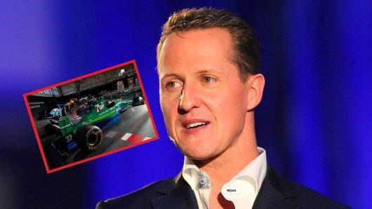 Die Michael Schumacher Private Collection rührte Fans mit einem emotionalen Facebook-Post.