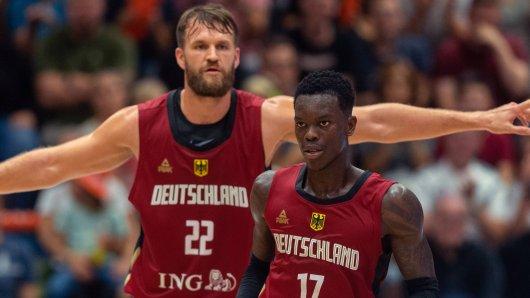 Bei der Basketball WM 2019 kann sich der Kader von Deutschland sehen lassen.