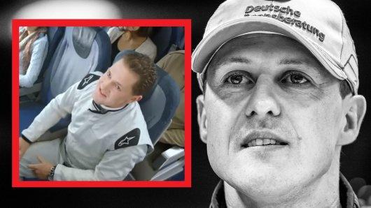 Ein Video mit einem Doppelgänger von Michael Schumacher sorgt für Entsetzen bei vielen Fans.