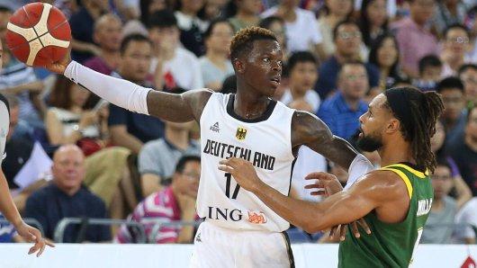 Vor der Basketball WM 2019 gelang dem deutschen Team gegen Australien eine beeindruckende Generalprobe.
