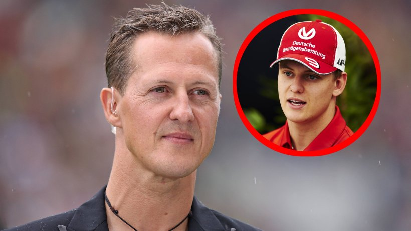 Michael Schumacher Now Mick Is Talking That S Why Fans Really Baffle Sports Mix