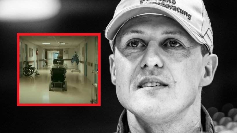 Michael Schumacher The Hospital Video Appeared Fans In Shock Sports Mix