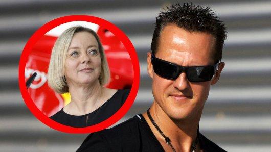 Michael Schumacher wird schon seit vielen Jahren von Sabine Kehm beraten.