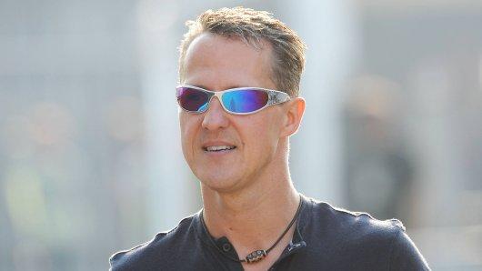 Michael Schumacher war im Dezember 2013 bei einem Skinfall schlimm gestürzt.