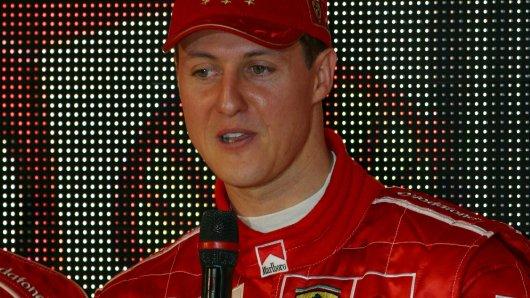Michael Schumacher: Noch immer ist völlig unklar, wie es dem Weltmeister geht.