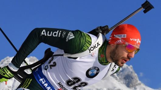 Biathlon im Live-Ticker: Hier gibt's alle Infos zum Weltcup in Hochfilzen!