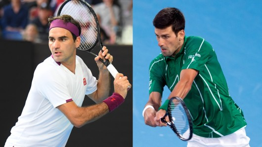 Roger Federer - Novak Djokovic im Live-Ticker: Hier gibt's alle Infos von den Australian Open 2020!