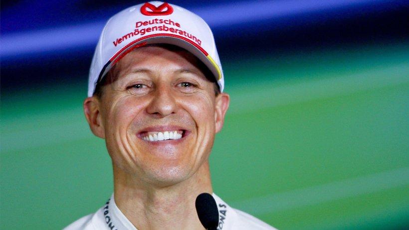 Nachrichten Sport Michael Schumacher