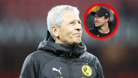 Bei Borussia Dortmund hat Lucien Favre sich zu einem Sorgenkind geäußert.