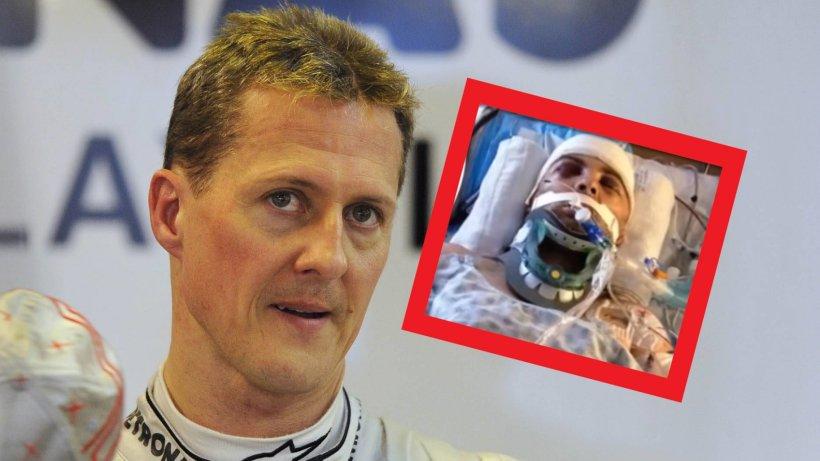 Schumacher Michael Unfall