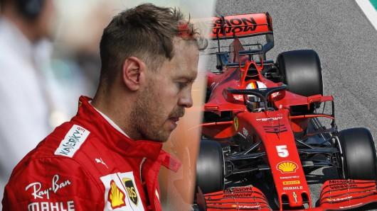 Die Formel 1 ohne Sebastian Vettel? Längst kein undenkbares Szenario mehr.