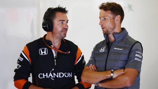 Formel 1: Jenson Button fährt wieder für McLaren!