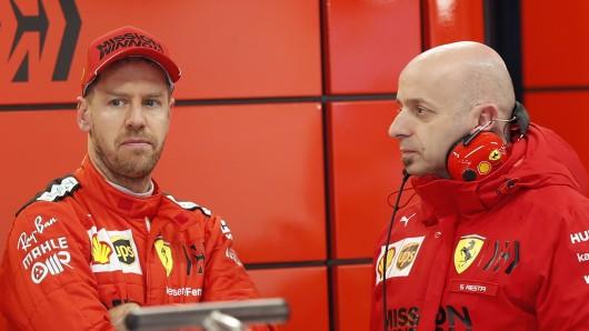 Formel 1: Wie sieht die Zukunft von Sebastian Vettel aus?