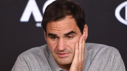 Sorge um Roger Federer! Die Tennis-Legende musste erneut operiert werden.