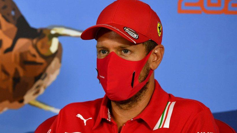 """Formel 1: Sebastian Vettel von Ferrari bitter enttäuscht – """"Unter normalen Umständen..."""""""