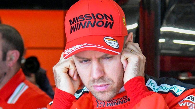 Formel 1: Schock für Sebastian Vettel – Schummel-Vorwürfe gegen Ferrari